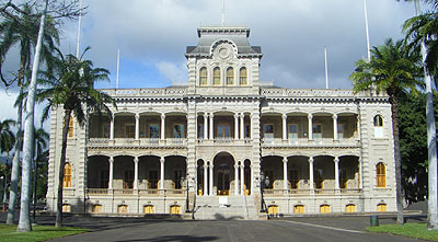 iolani palace honolulu