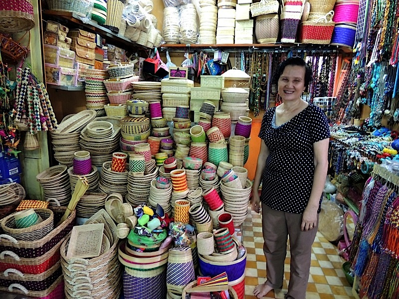 shopping in phnom penh