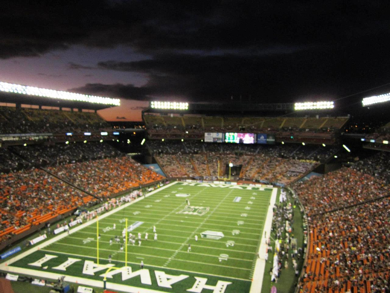 aloha baseball stadium in honolulu