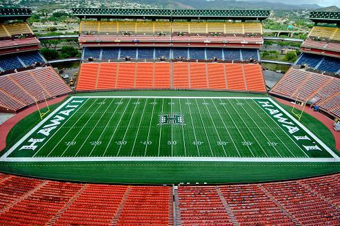 aloha stadium sideveiw