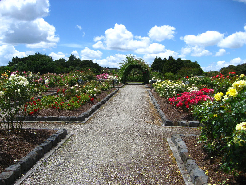 auckland botanic gardens manukau