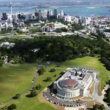 auckland domain overview