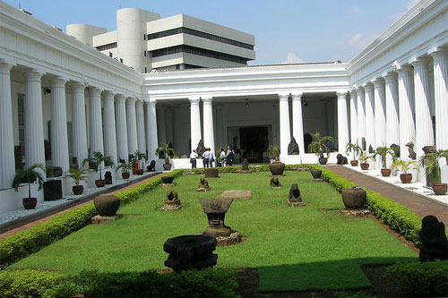 beautiful national museum of indonesia