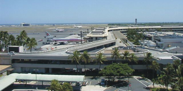 honolulu international airport hawaii