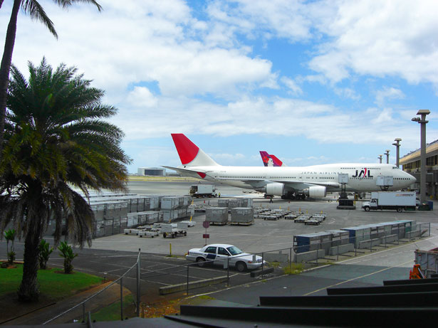honolulu international airport in hawaii