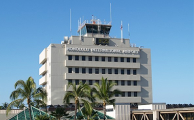 international airport of honolulu hawaii