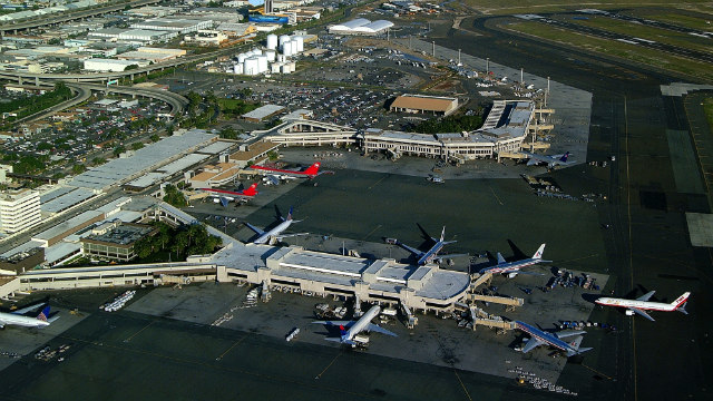 international airport of honolulu
