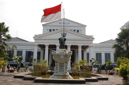 national museum of jakarta,indonesia