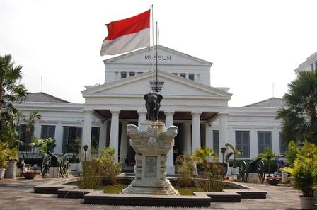 national museum of jakarta,indonesia