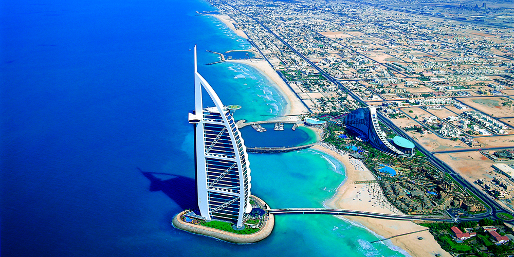 burj al arab 7 star hotel in dubai