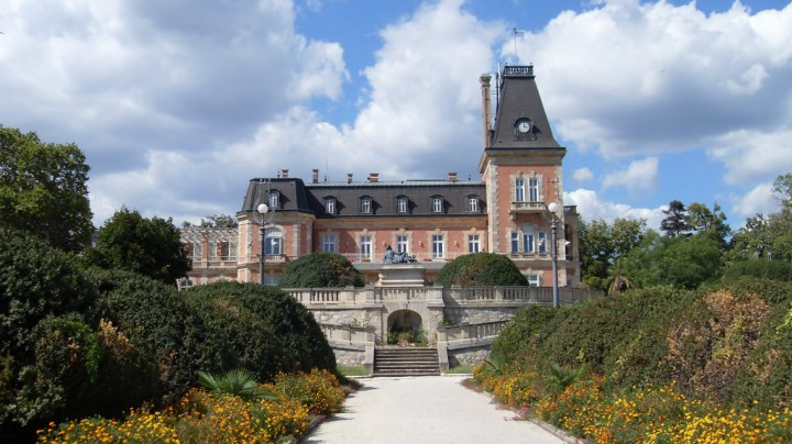 euxinograd palace, varna in bulgaria