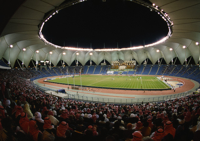 King Fahd II Stadium