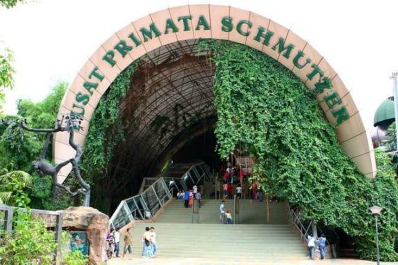 ragunan zoo entrance