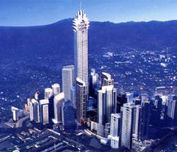 tallest building of jakarta city