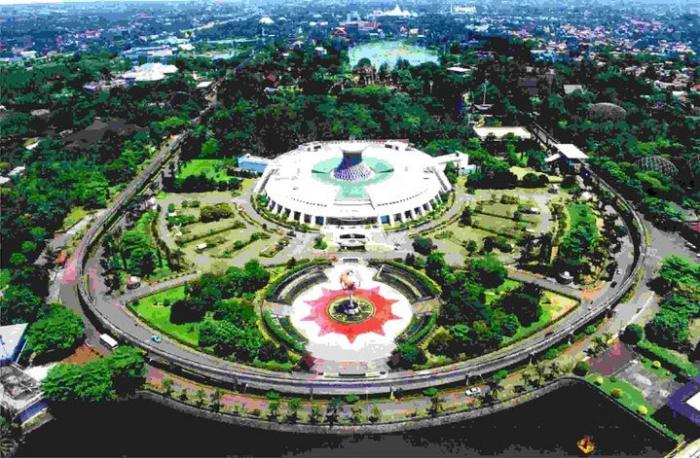 taman mini indonesia indah overview