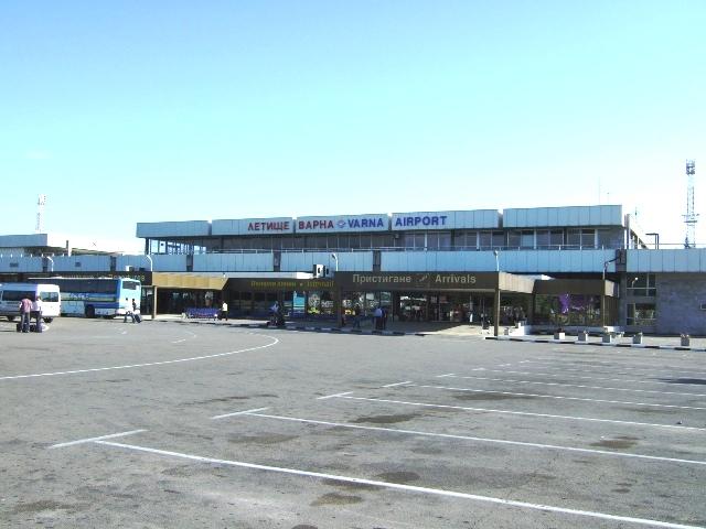 varna international airport, bulgaria