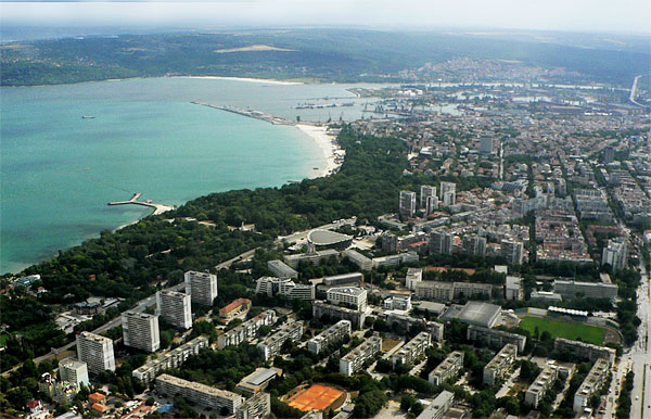 varna, the capital of bulgaria