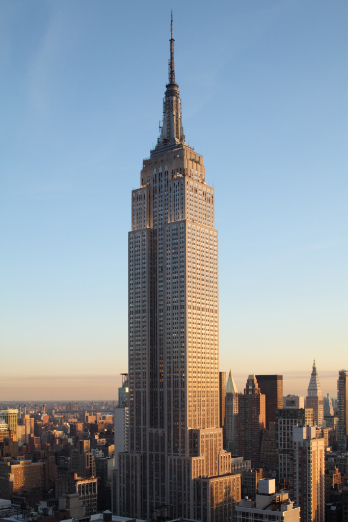 Empire State Building in United States of America