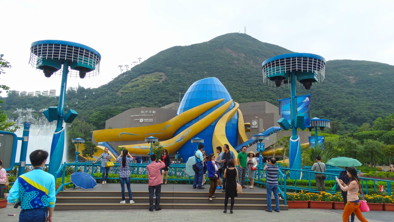 Ocean -Park -Hong -Kong