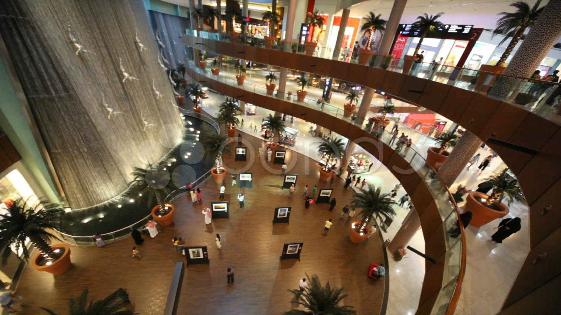 beautiful dubai mall
