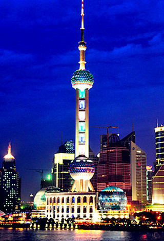 Oriental Pearl-Tower