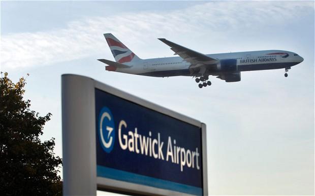 gatwick airport london