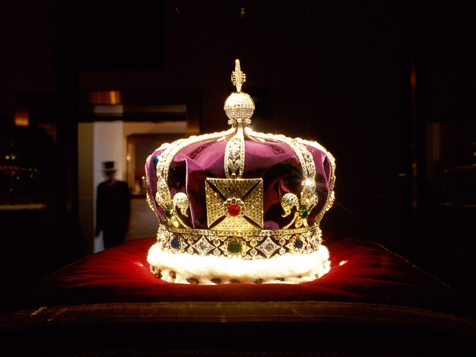 Crown Jewels at Tower of London