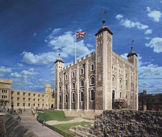 Tower of London beautiful view