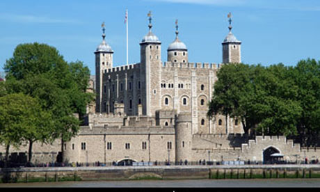 Tower of London view