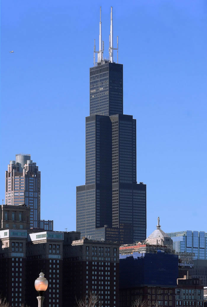 willis tower or sears tower