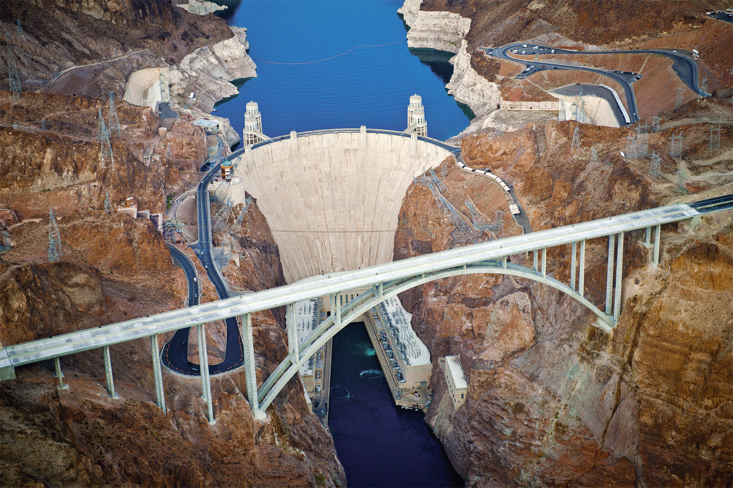 Hoover Dam Visit All Over The World Power Plant Diagram Bypass Bridge
