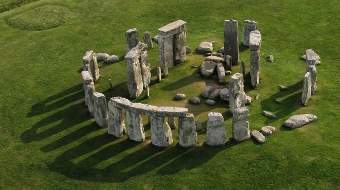 Stonehenge, a UNESCO World Heritage Site