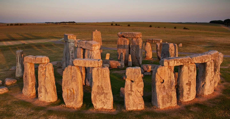 Stonehenge monument of ancient