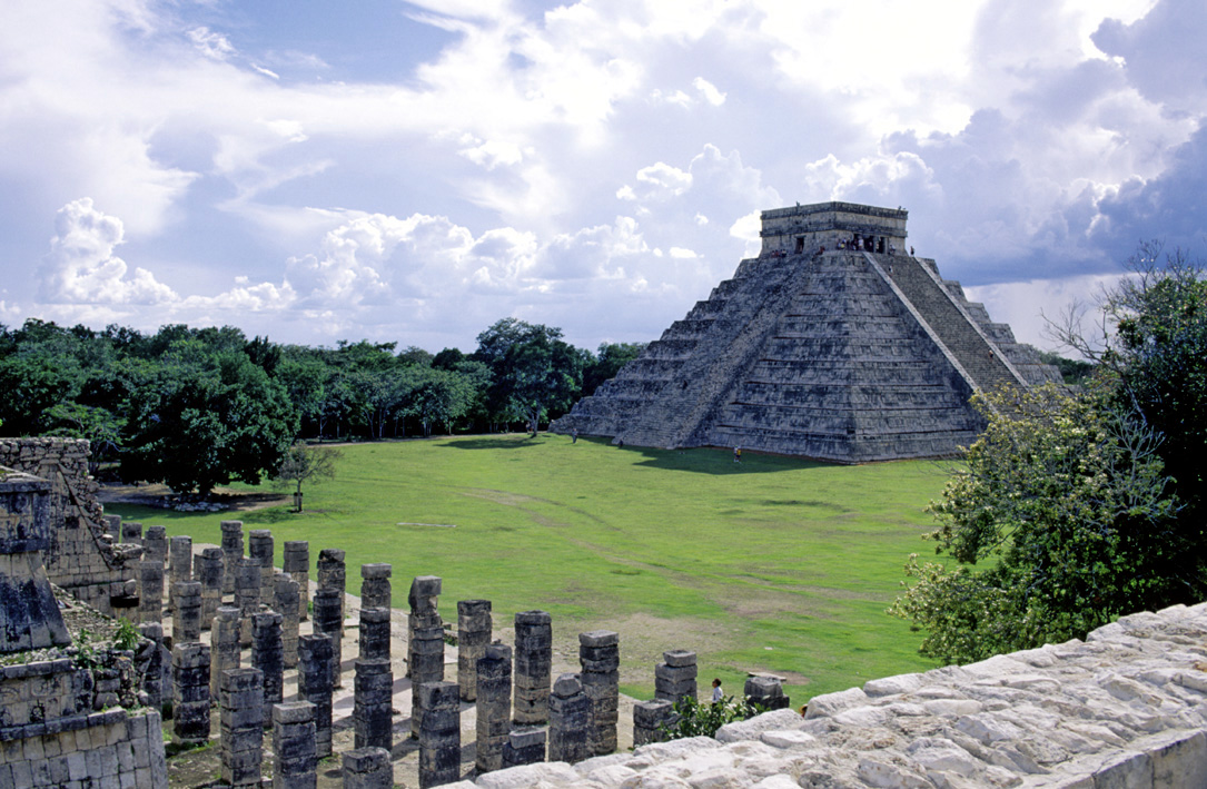 chichen itza one of the seven wonders of the world