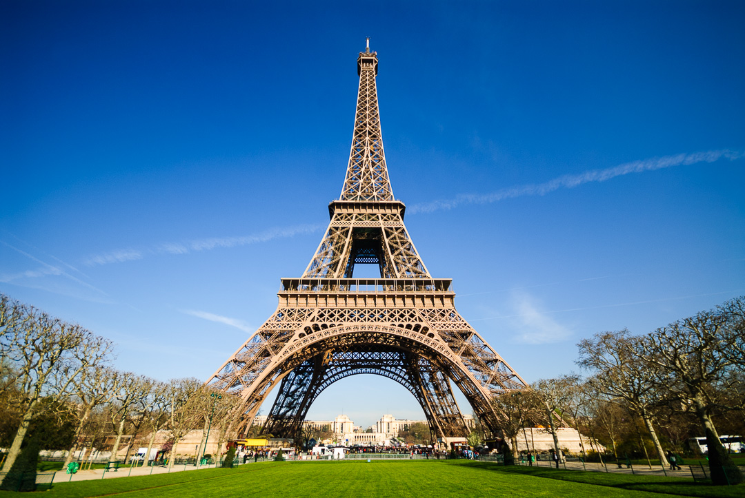 eiffel tower is one of the seven wonders