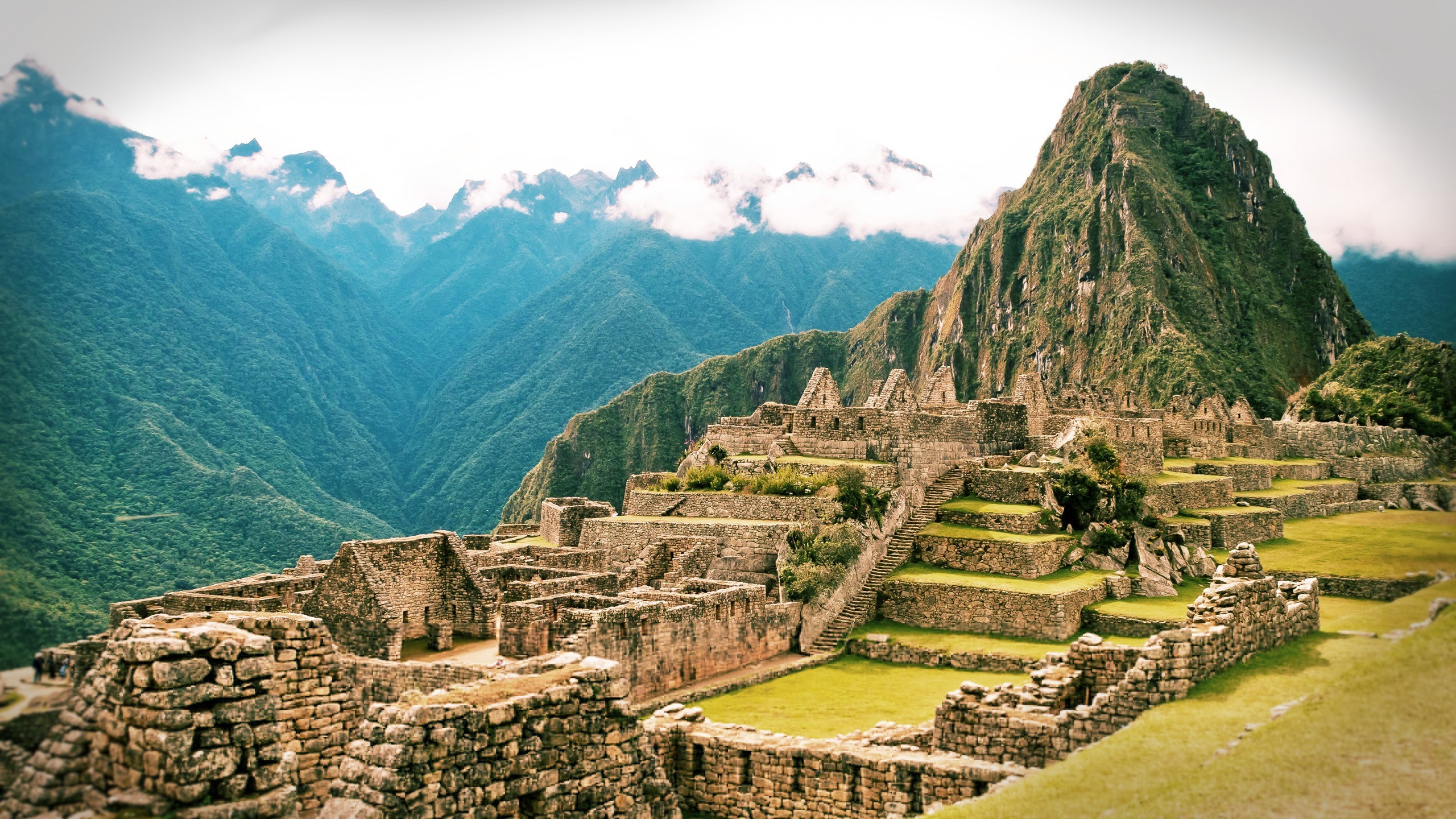 machu picchu beautiful view