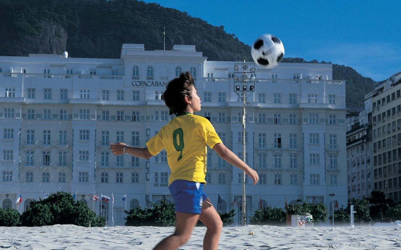 rio brazil football
