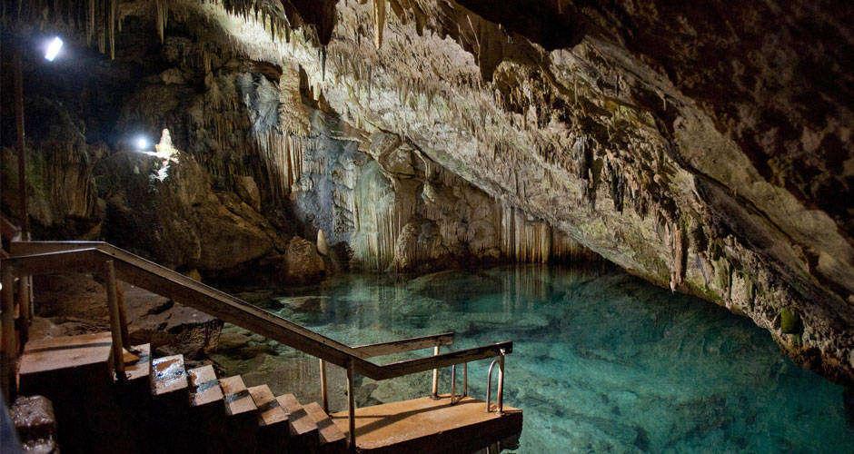 Explore The Green Grotto Caves Near Ocho Rios