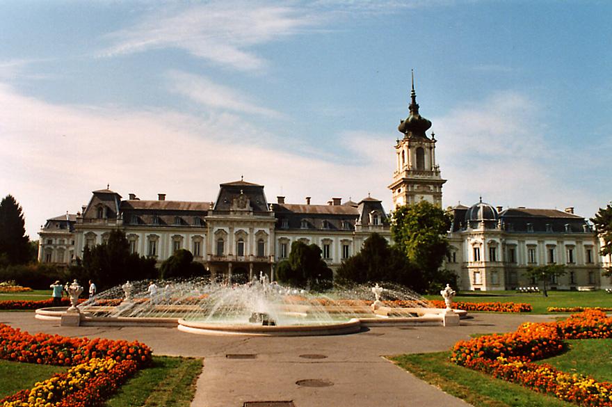 Keszthely in Hungary