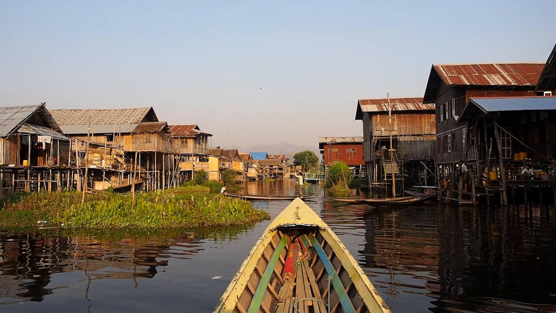 Inle Lake, Shan State, Myanmar
