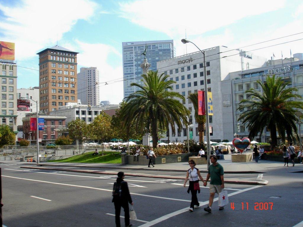 San Francisco -California