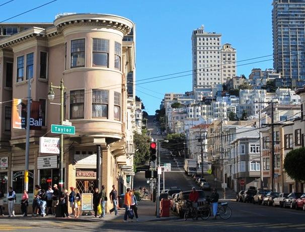 San Francisco, California, USA tourism destinations
