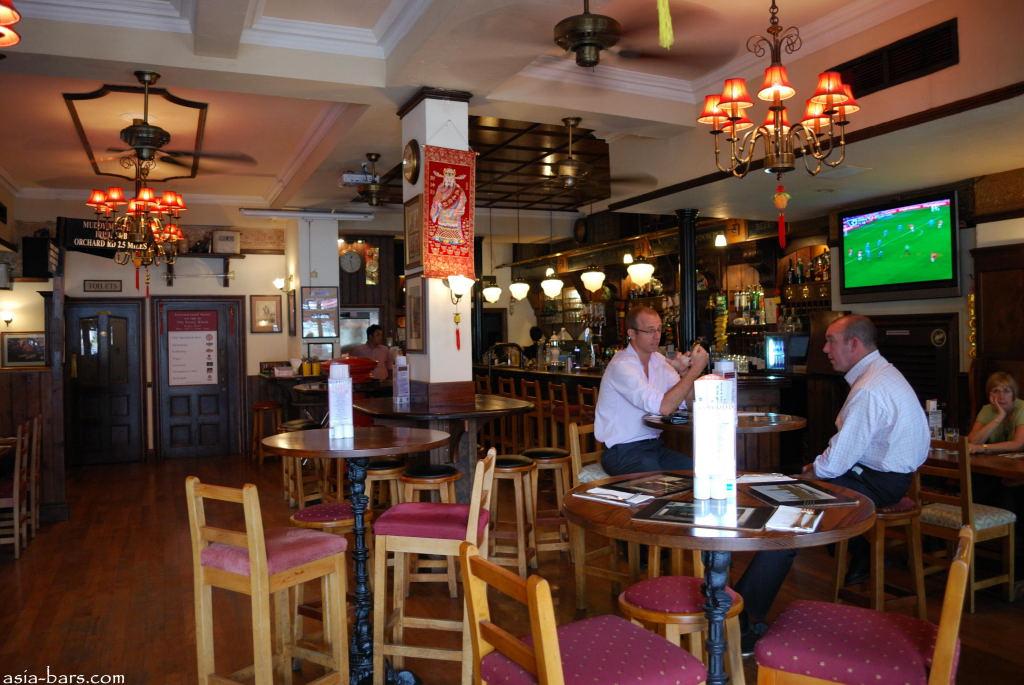 singapore pub